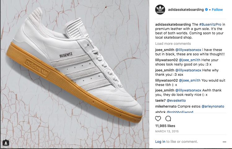 Product specific posts for adidas Skateboarding.  Click to view .