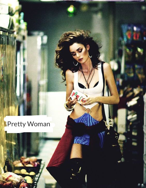 Pretty Woman Costume
