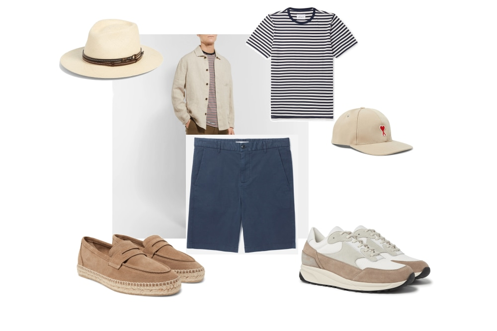 MENS SUMMER ESSENTIALS