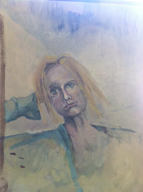 Oil on Canvas  11x14
