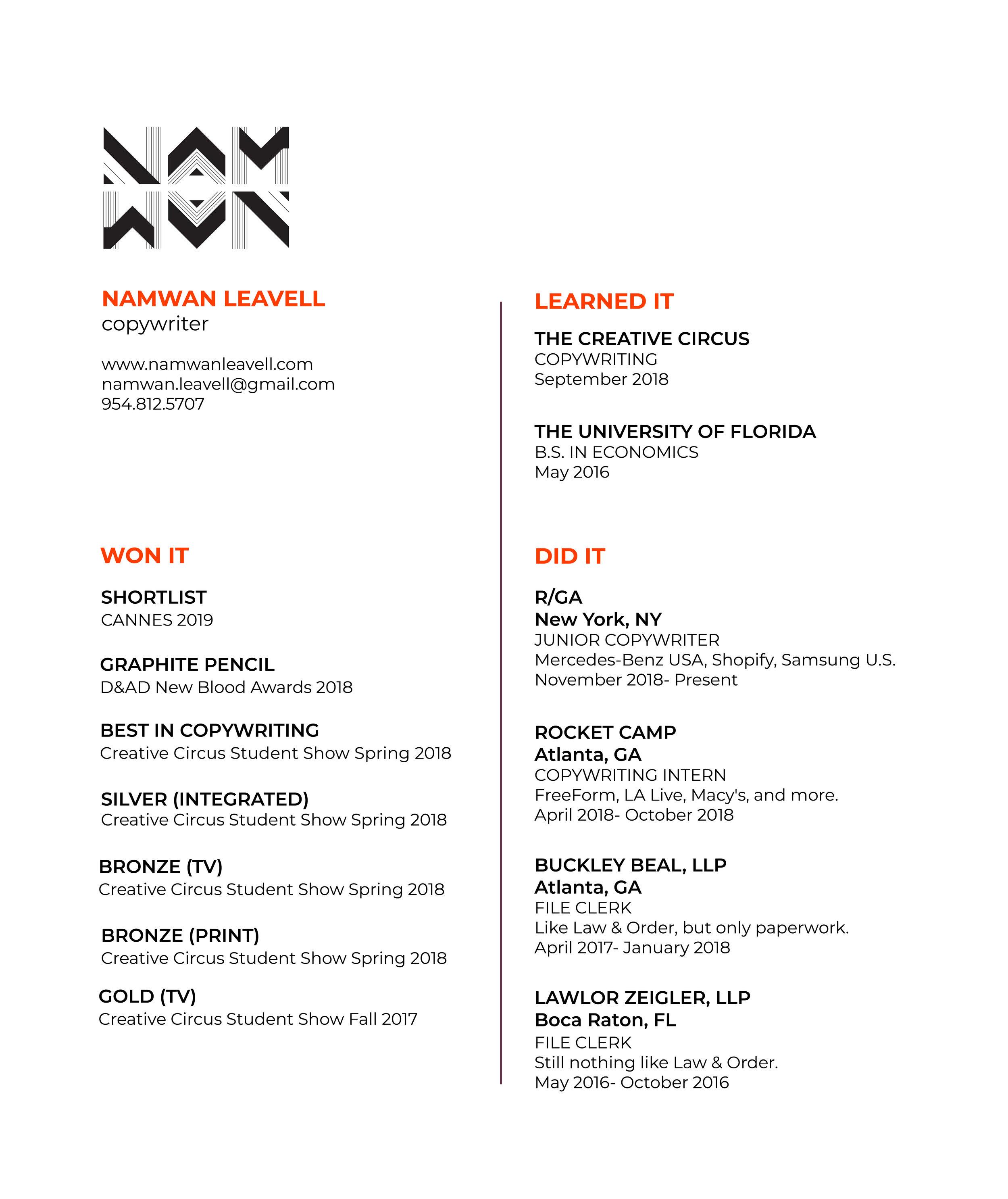 Namwan's new updated resume 2018 winning.jpg