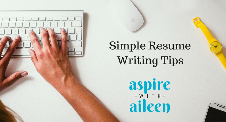 Need more resume support?  Click here  for my top tips, or  reach out  for a free consultation!
