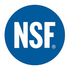 NSF Certified facilities are held to the highest manufacturing standards
