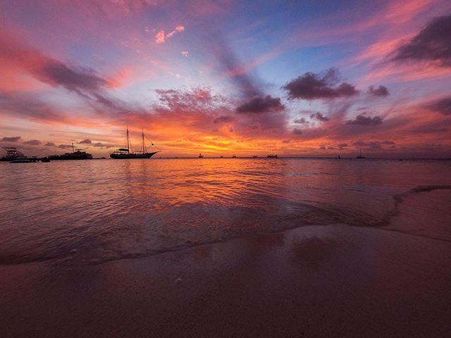 Obligatory vacation sunset photo #gopro