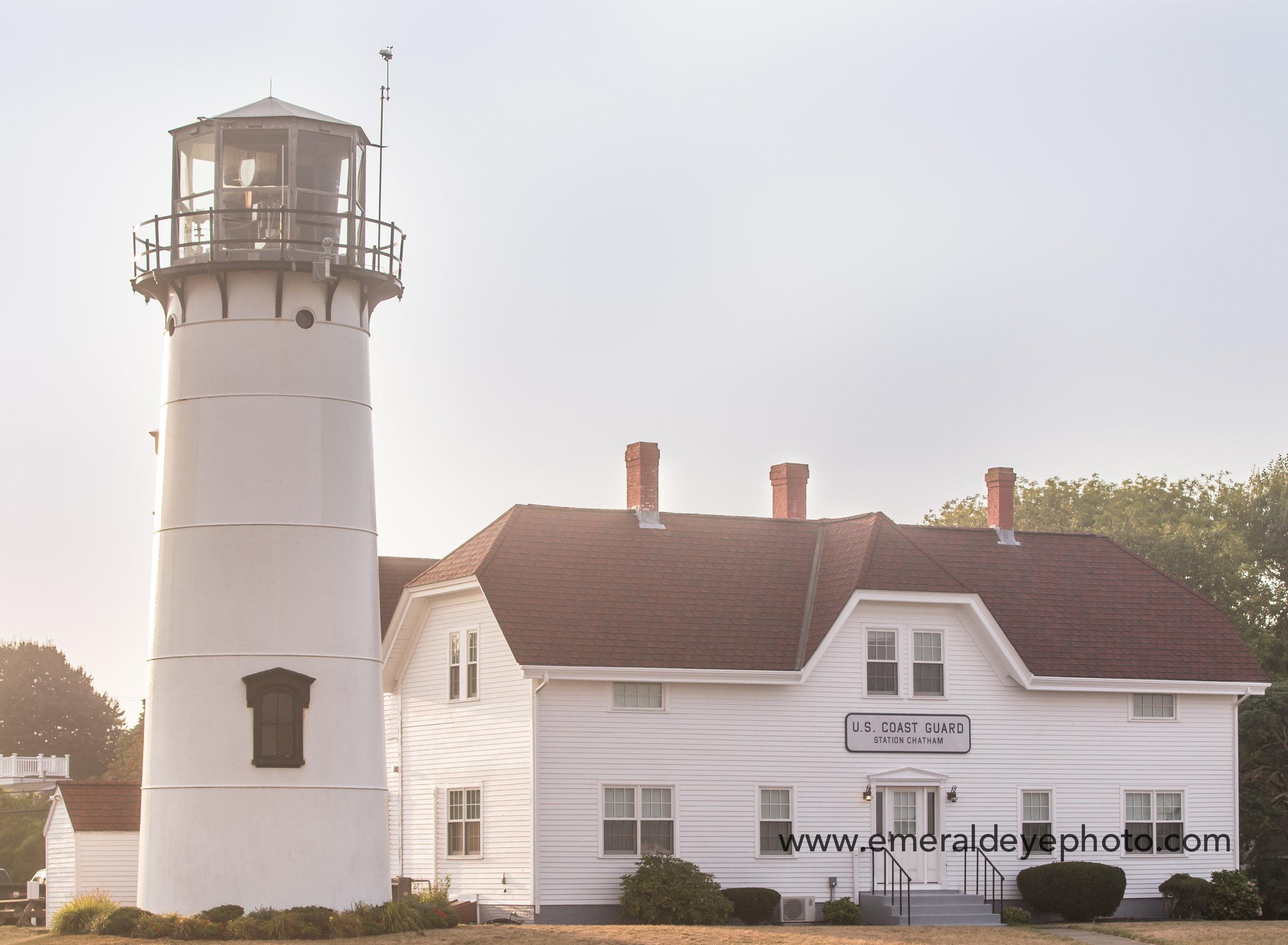 Chatham Lighthouse Massachusetts