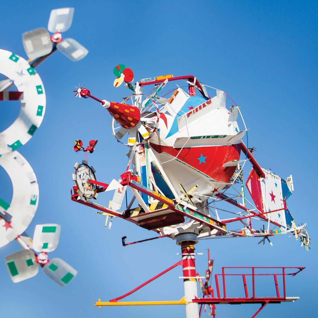ART HAPPENING  the Vollis Simpson Whirligig Park | 8.23.18  READ MORE