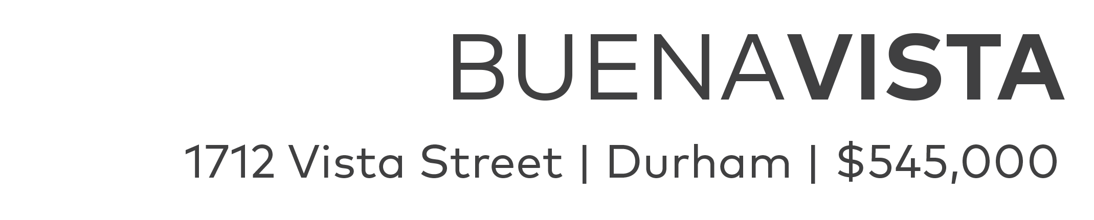 Buena Vista, Durham NC | Listing Agent: Chloe Seymore of RED Collective