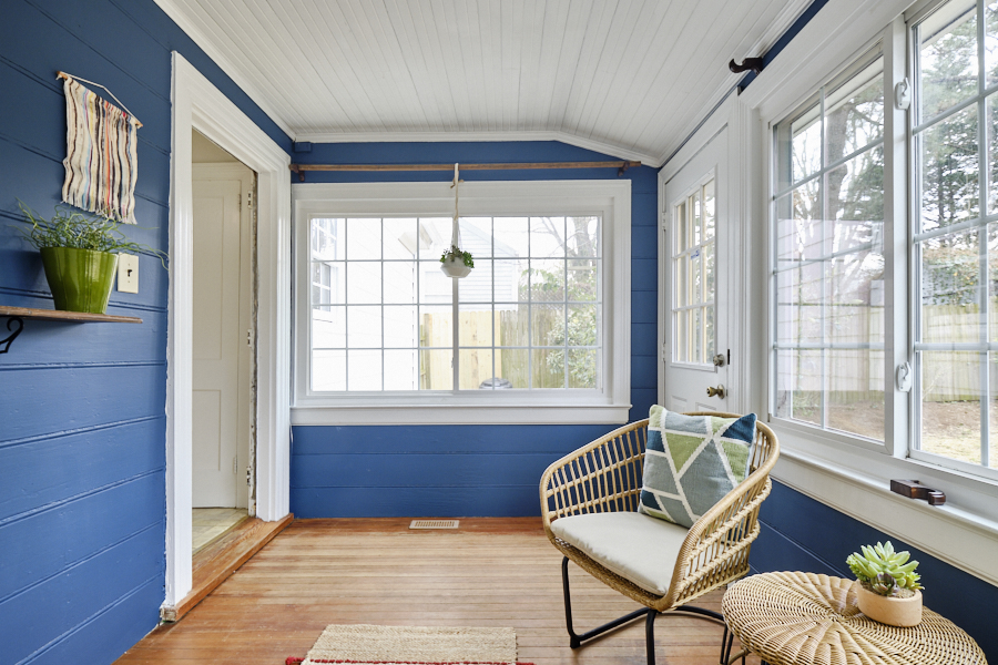 Knock On Wood | Durham, NC | Listing Agent: Alison Domnas of RED Collective