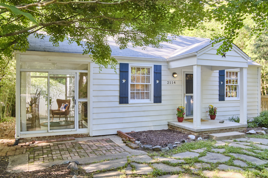 Sassy Sunbeam, Durham NC | Listing Agent: Susan Ungerleider of RED Collective
