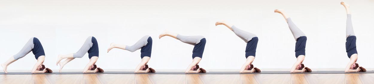 Ember Yoga Handstand