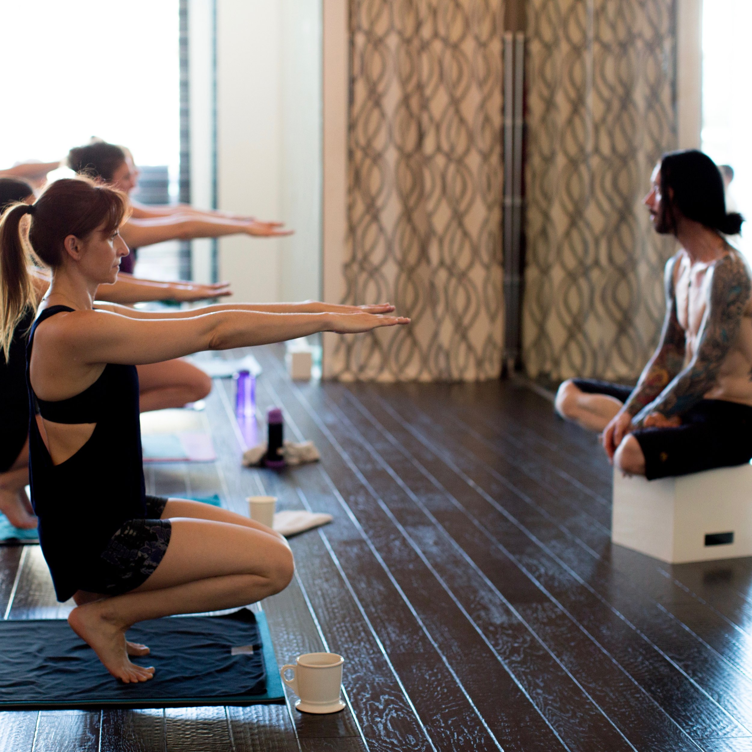 The Hot Room Ember Yoga