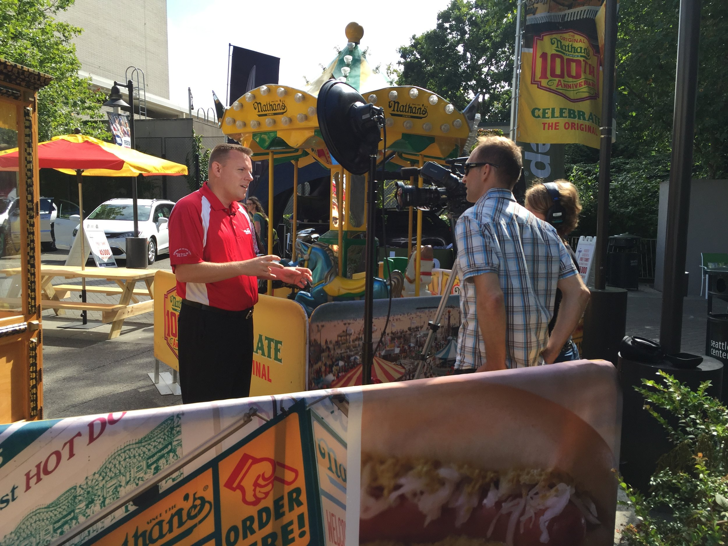 Evening Mag at Nathans Tour Bite of Seattle 2016.JPG