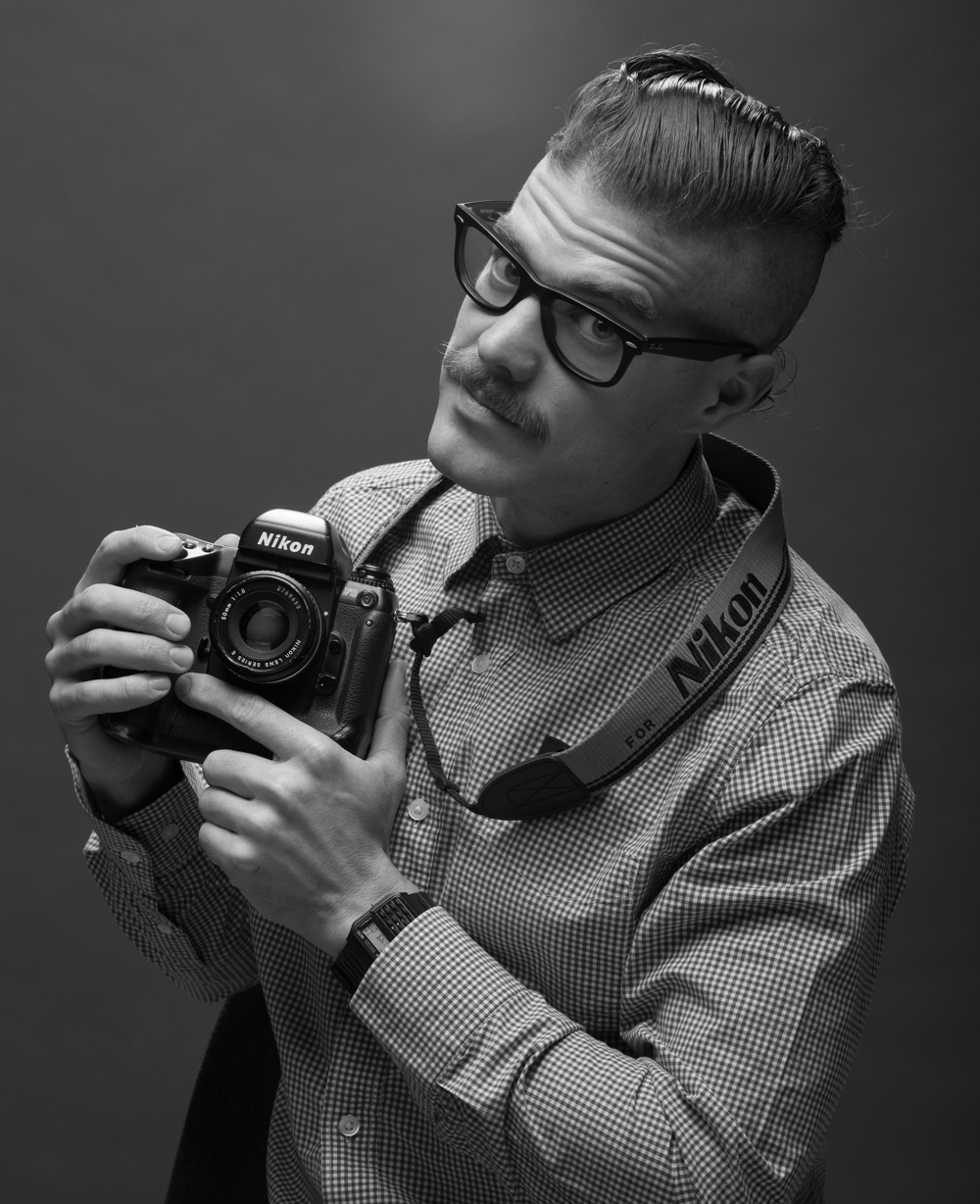 New business, new portrait. Check it out, I'm a professional over at  dylandaviesphoto.com