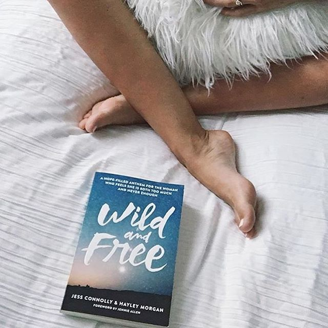 Sing life, sing hope, sing truth. Just as our God sings over us. -- #WildandFreebook @lillyncristy
