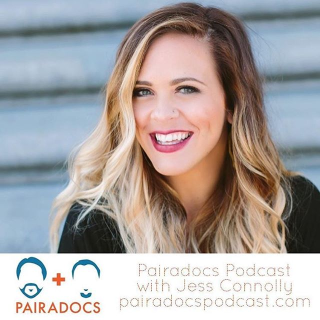 @jessaconnolly is on the @docspodcast episode today, sharing about #WildandFreebook AND how husbands can encourage their wives to live in their God-given wild and free identities! Tag a hubby to share today.