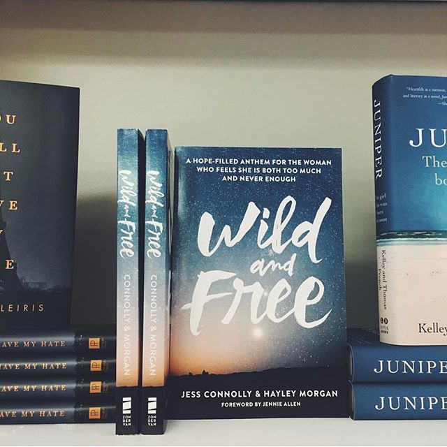 Truly thankful for everyone who has read #WildandFreeBook! Grab a copy at your local bookstore or in our profile link just in time for the holidays. 📷: @sarahpead