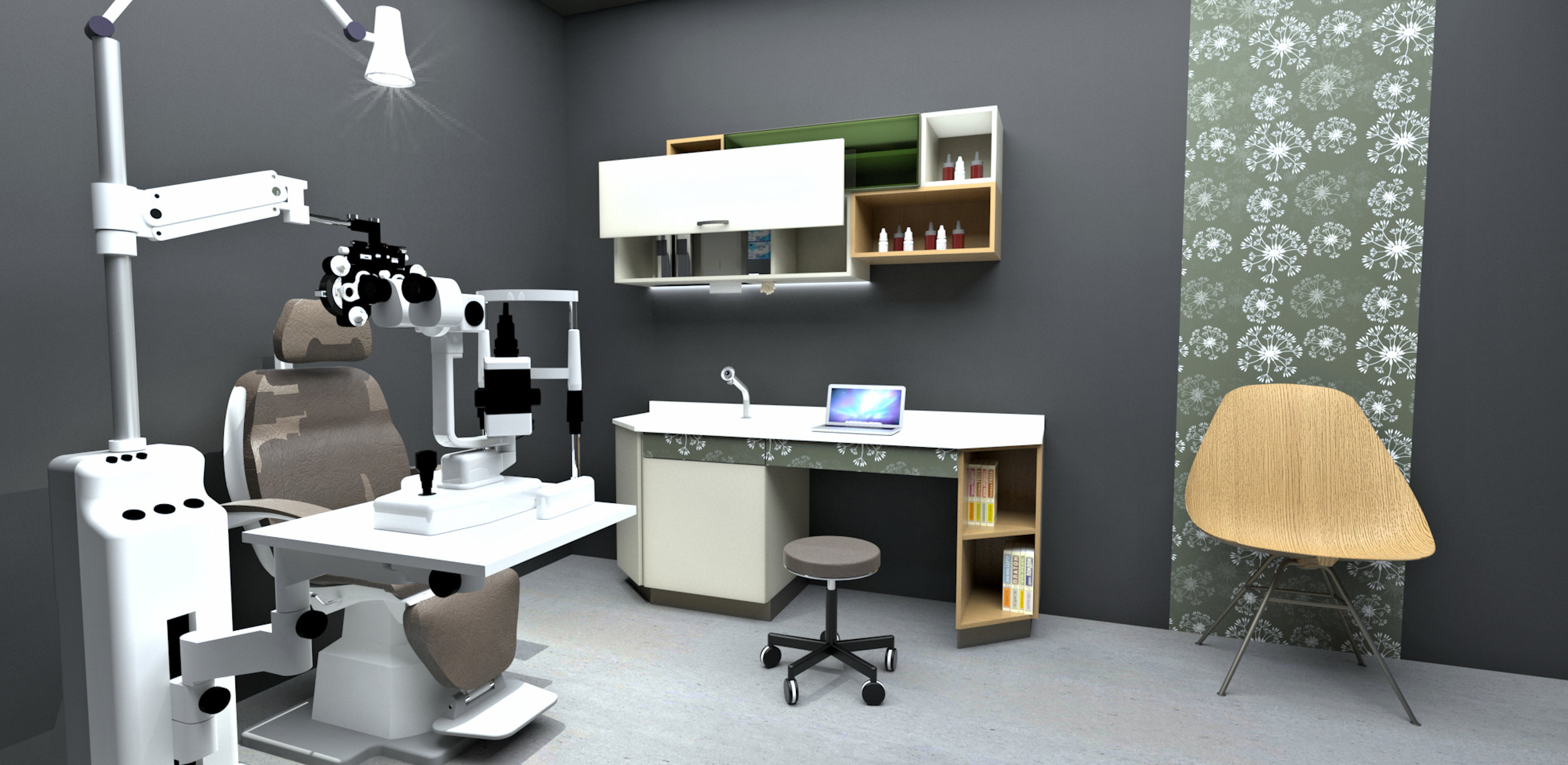 CUSTOM EXAM ROOM    Exam Room Designs.