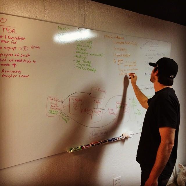 Some dev storyboarding.  #coding #doinwork #startup #tires #dotcom #500startups #startuplife #startupking #sleepinglion #startupgrind #tirerevolution #mythicalmanmonth in the veins.