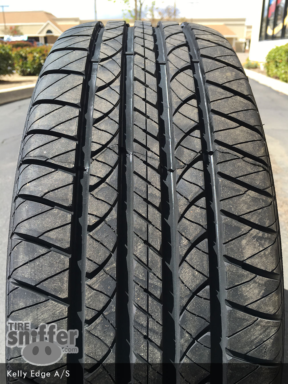 Kelly Edge A/S Tread