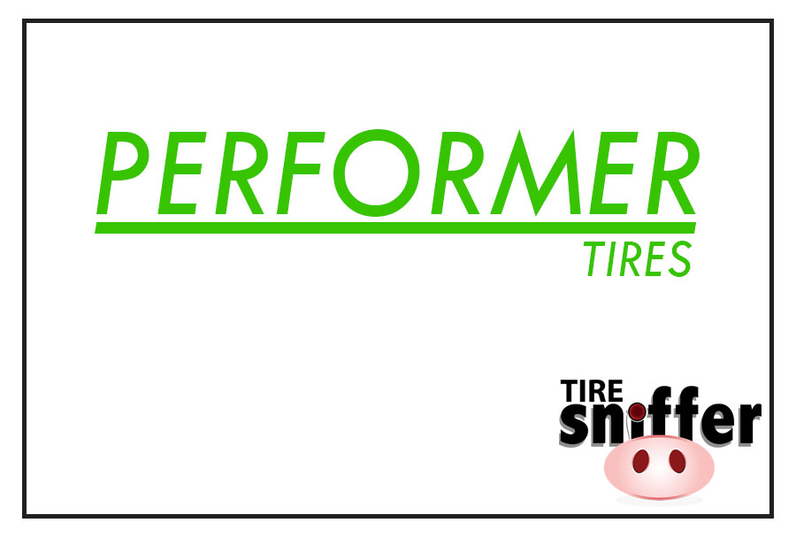 Performer Tires - Low Cost, Economy Tire Brand