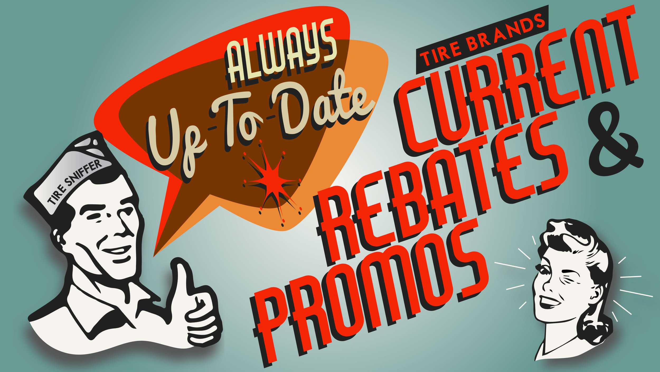 Current Tire Brand Rebates And Promotions