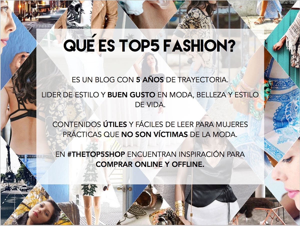Mejor blog de moda por por la blogger influencers ana buendia. Lo mas cool en tendencias de moda, que me pongo