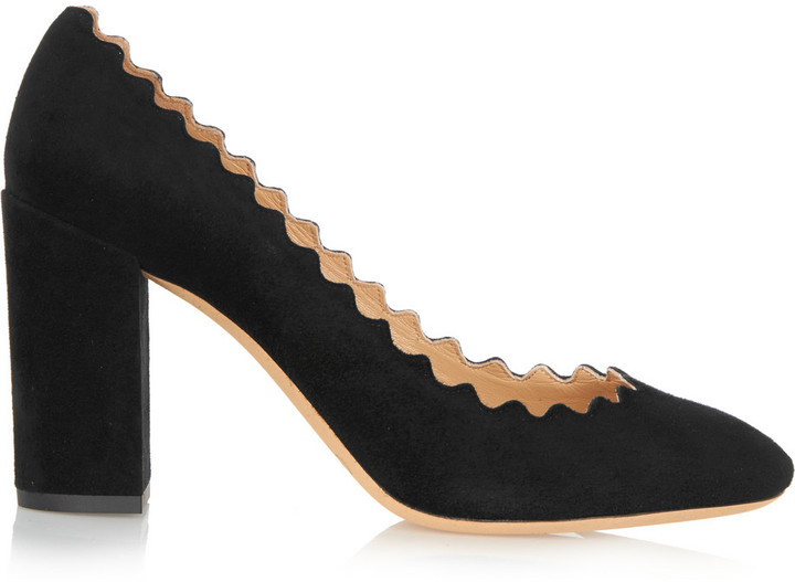 TACONES SCALLOPED I CHLOE