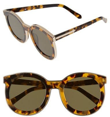 GAFAS BORDE METALICO I KAREN WALKER