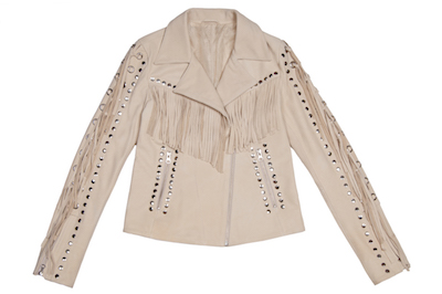 la chaqueta mas cool de la coleccion de rapsodia inspirada en grecia
