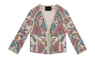 chaqueta bordada rapsodia 2016