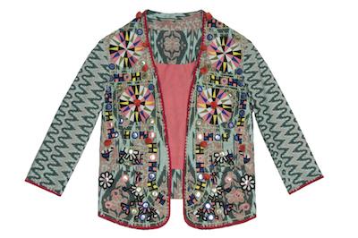 chaqueta cool de rapsodia para un look de moda