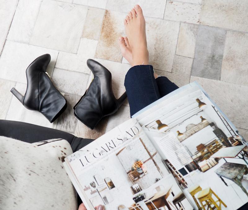 Estilo de vida relajado y cool de Ana Buendia