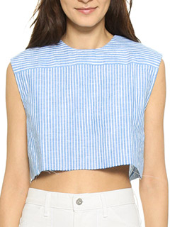 CROP TOP RAYAS - SHOPBOP
