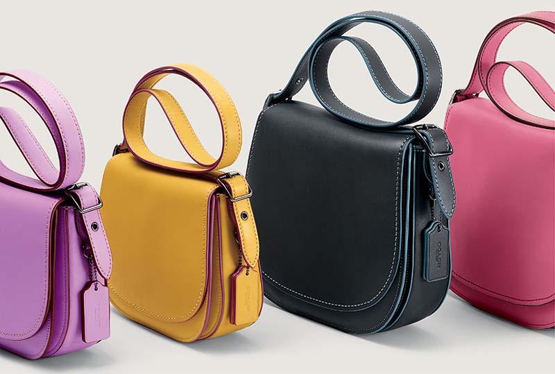 caretras de colors coach para comprar online ultiam coleccion fashion top5