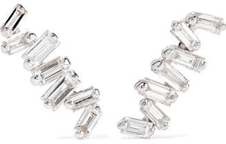 ARETES DIAMOND BAGUETTES