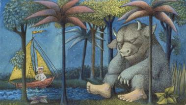 "Maurice Sendak, ""Where the Wild Things Are"""