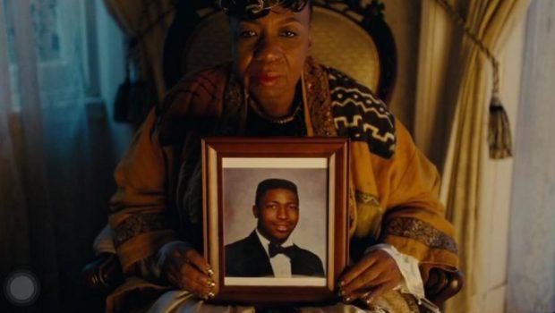 Gwen Carr, mother of Eric Garner, who died July 2014.