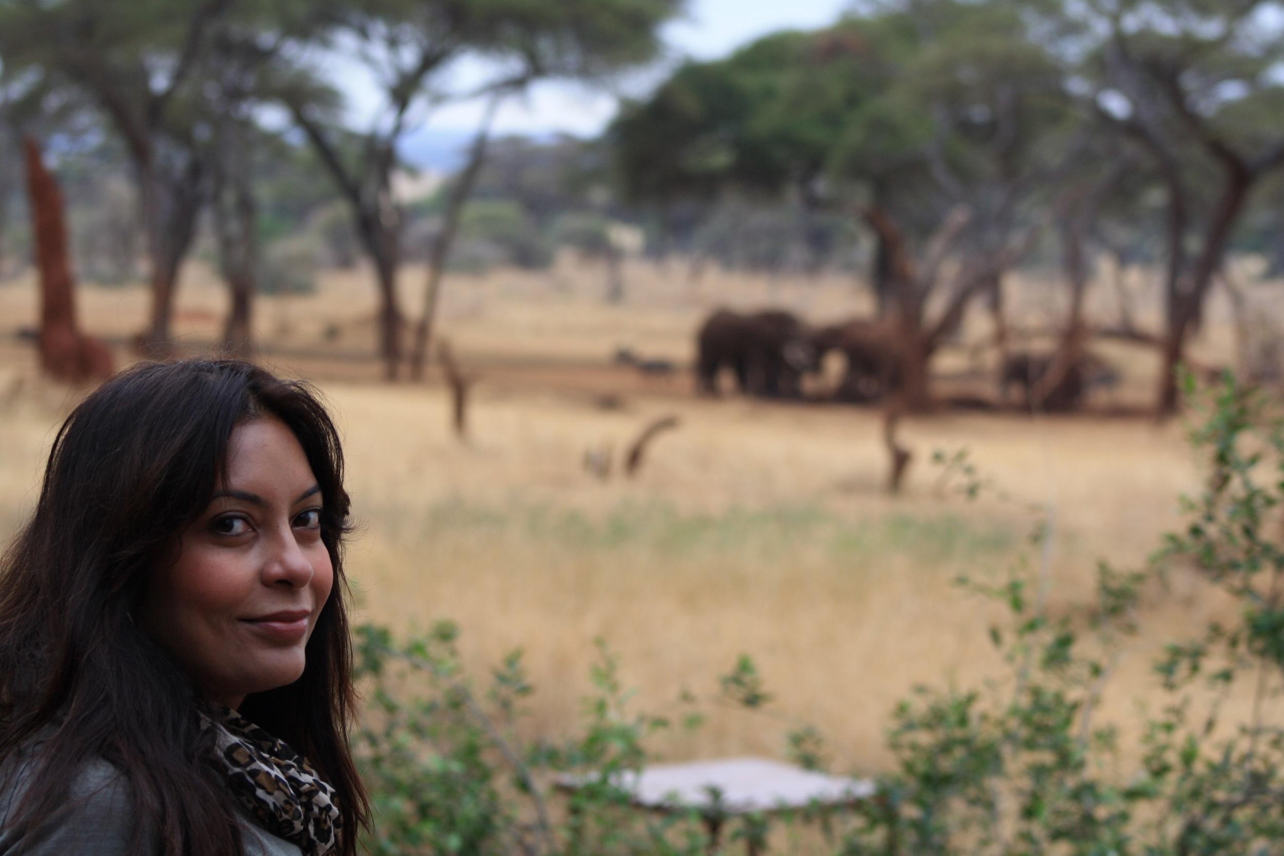 Dipti with Elephants.jpeg