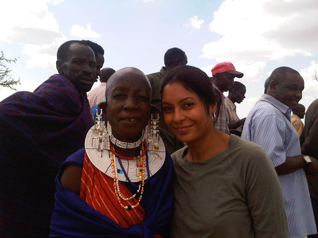 Dipti with Maasai.jpg