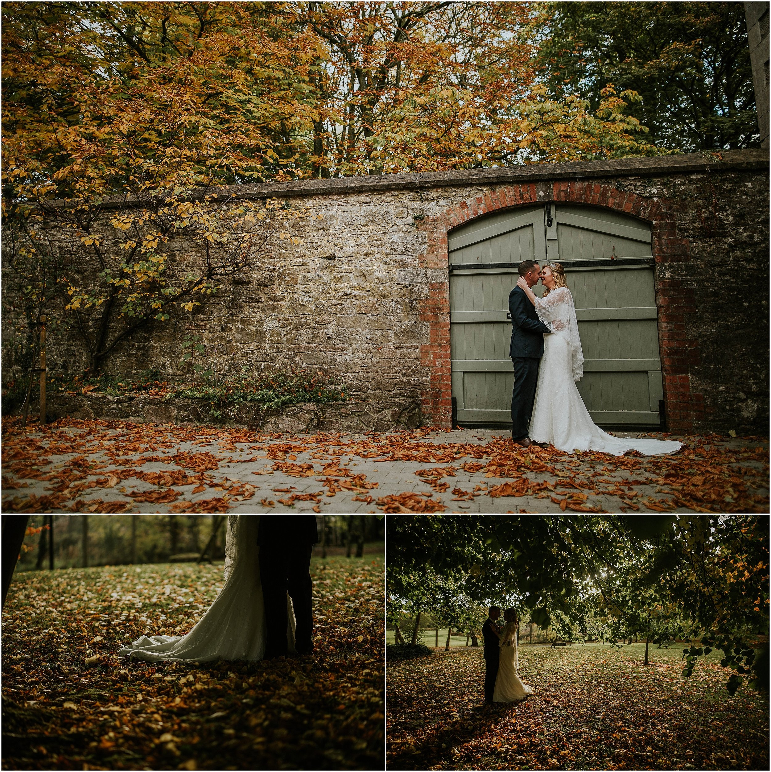 Northern Ireland Wedding Photographer Moody Boar Palace Stables Autumn Natural_0014.jpg