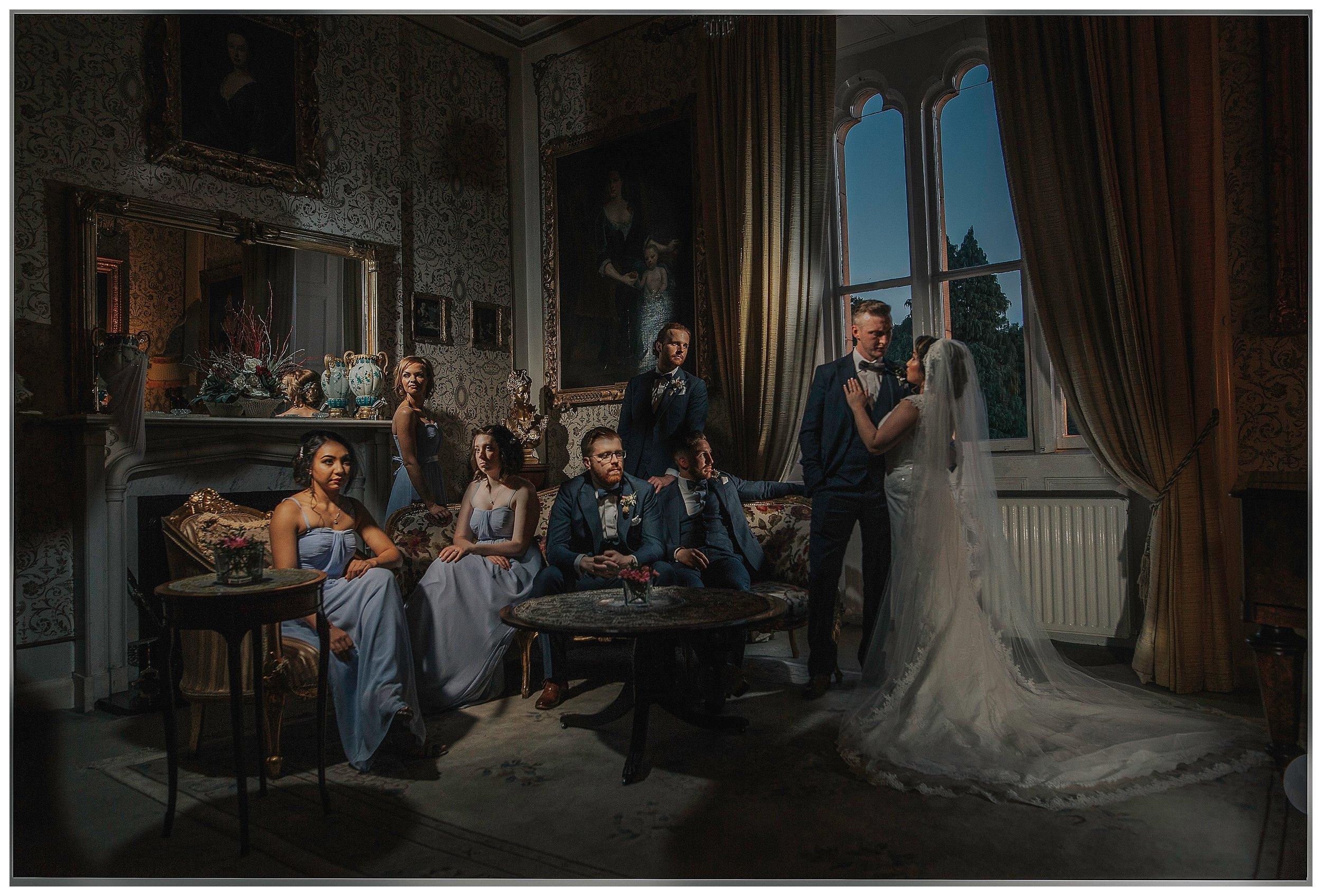 Northern Ireland Wedding Photographer Cabra Castle Chinese Tea Ceremony_0017.jpg