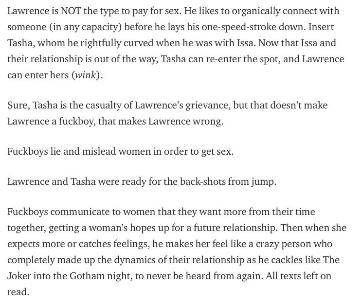 Why Lawrence Isn't a F*ckboy: A Woman's POV – JustLatasha – Medium 2017-12-21 14-32-54.png