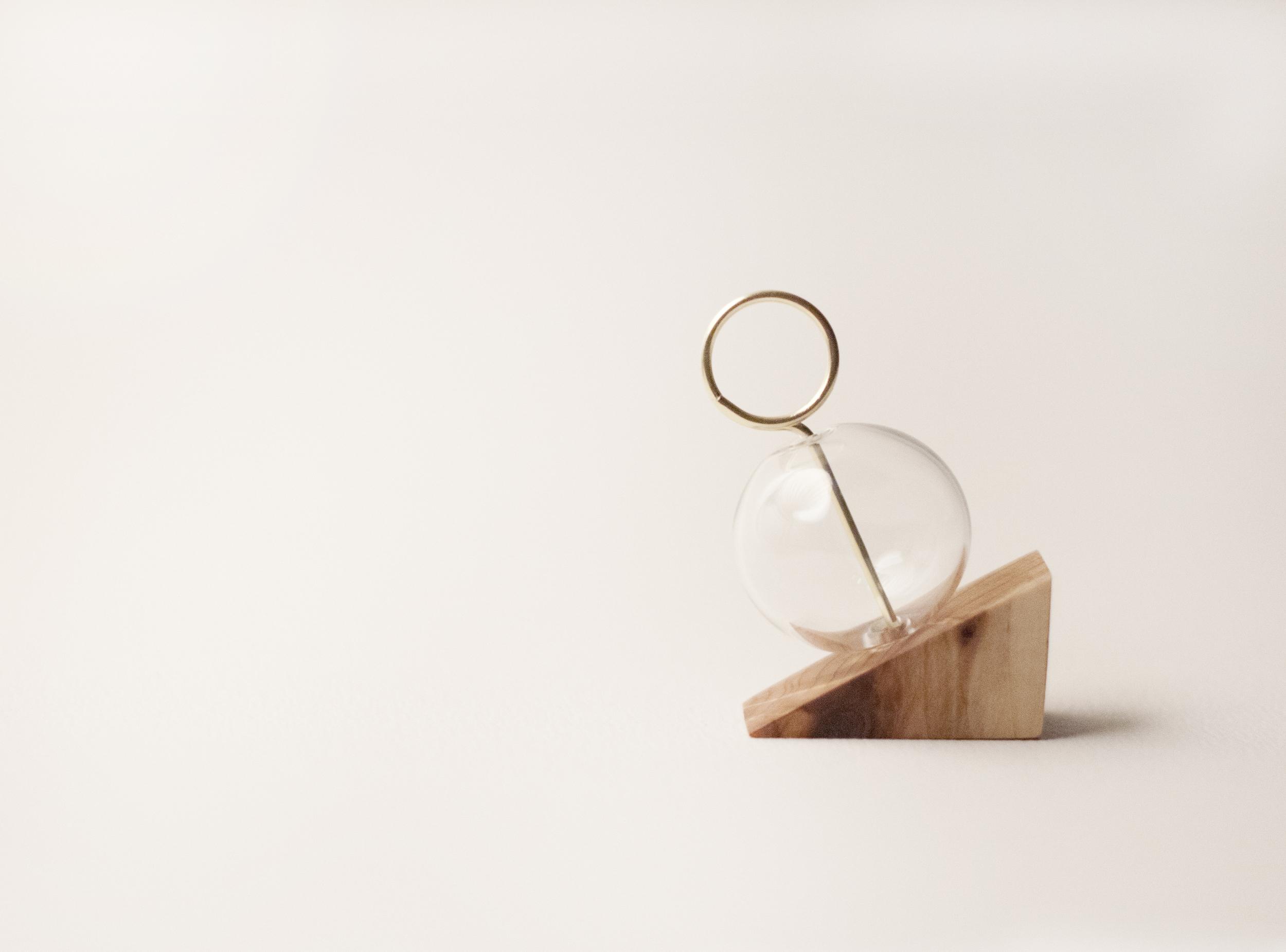 Glass globe #1