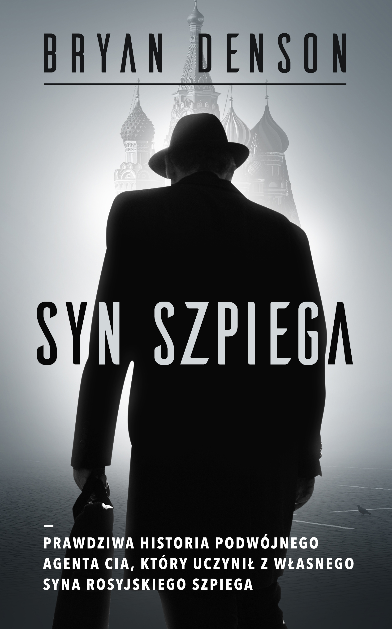 Czarna Owca's cover for Syn Szpiega, released 2015.