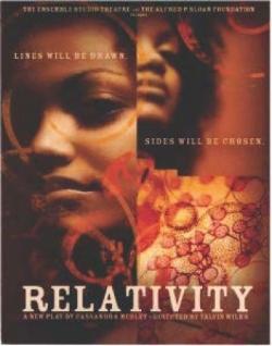 EST poster for Relativity (2006)