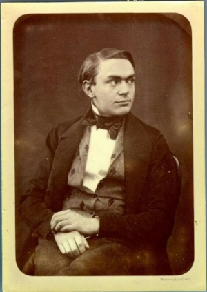 Alfred Nobel at 30