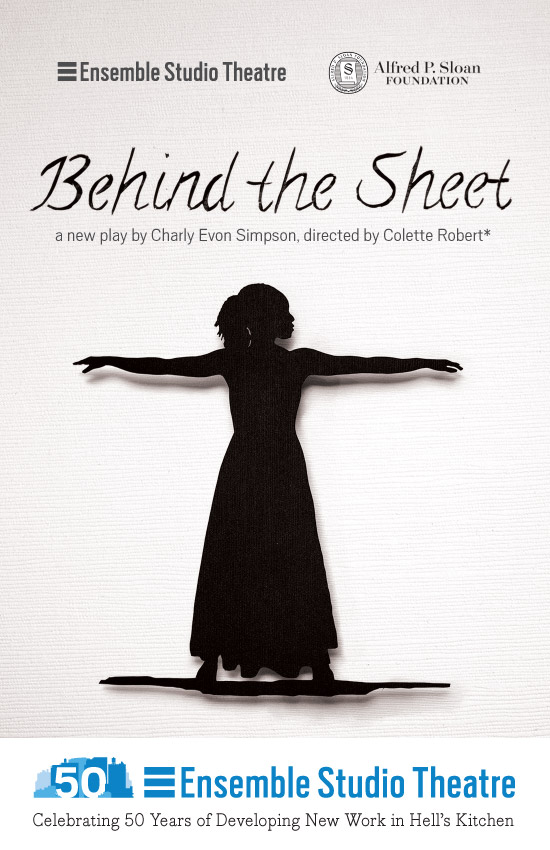 cover of program for BEHIND THE SHEET