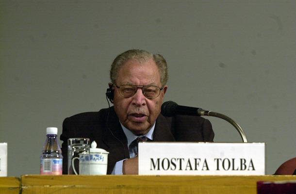 Mostafa Tolba