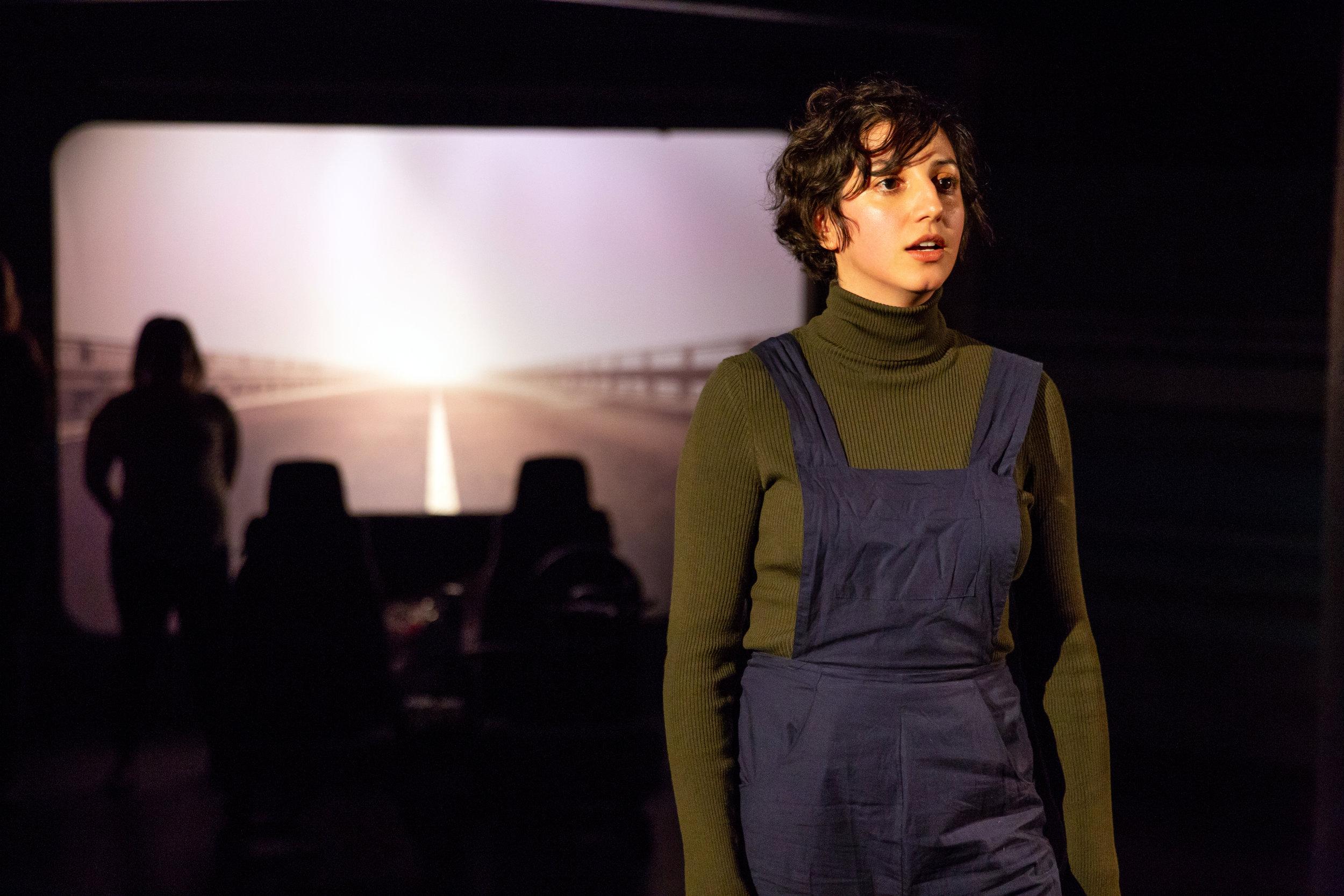 Layla Khoshnoudi in EST's 2019 production of Catya McMullen's GEORGIA MERTCHING IS DEAD - Photo by Jeremy Daniel.JPG