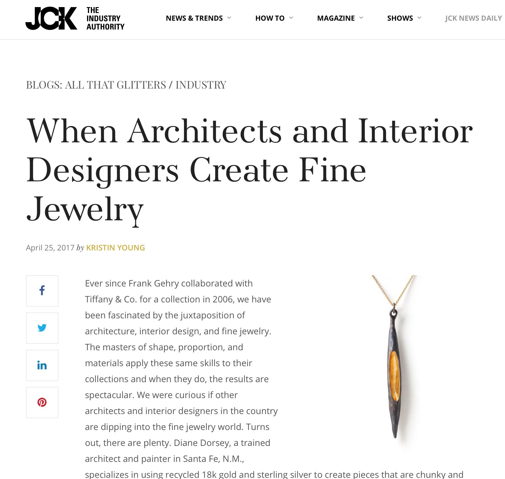 JCK Online